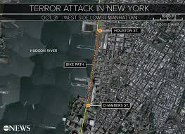Live Attack Map Two Students Injured In Nyc Attack One In Critical Condition