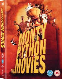 monty python the movies dvd hmv store