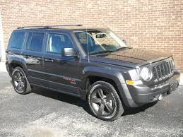 offroad jeep patriot jeep patriot in woodstock il benoy motor sales