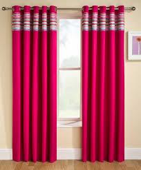 beautiful home interior designs ideas beautiful home interior design with bright pink curtain of
