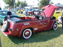 custom willys jeepster willys overland jeepster u2013 seen on the street u2026