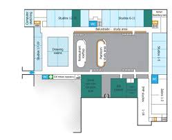 plate program and venue first floor