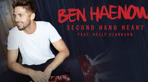 ben haenow and kelly clarkson second hand heart official video