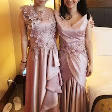 dress pesta dress pesta gaun rental pink salem preloved fesyen wanita