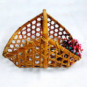 fruit and vegetable basket new folding bamboo fruit basket products trending products