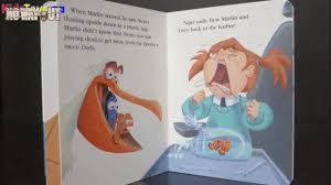 Finding Nemo Story Book For Children Read Aloud Finding Nemo Book Teddy Read Along With Disney Pixar Dory Bruce