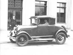 model a restorers club 1928 1929 closed