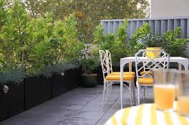 Garden Design Ideas Sydney Inner City Balcony Garden Design