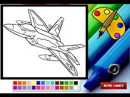 fighter jet coloring pages kids fighter jet coloring pages