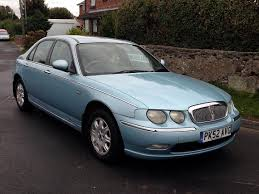 used rover 75 cars for sale motors co uk