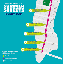 Brooklyn Community Board Map Park Avenue Closed On Three Saturdays In August For Summer Streets