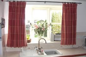 Kitchen Sink Window Treatments - kitchen window treatments ideas kitchen curtains models u2013 home