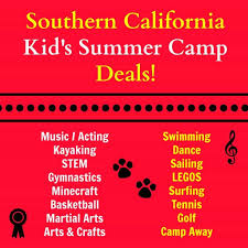 14 southern california kid u0027s summer camp deals part i socal