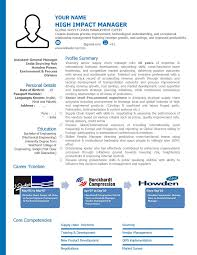 Resume Sample Korea by Free Executive Leadership Resumes Cv Samples Visual Resumes Formats