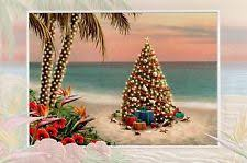 tropical christmas cards tropical christmas cards ebay