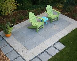 Patio Paving Stones by Image Result For How To Transition Between A Concrete Patio And