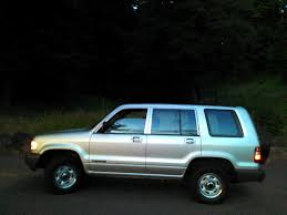 curbside classic 1992 isuzu trooper u2013 really really big horn