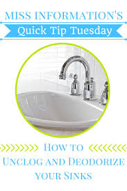 best 25 unclogging sink ideas on pinterest unclog sink diy