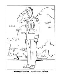 fiery furnace coloring page veterans day coloring pages army air corps officer coloring page