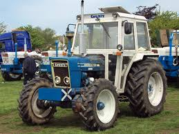 ford county 4600 four tractor mania pinterest ford