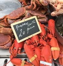 honfleur france maine ly lobster