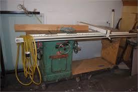 powermatic table saw model 63 machinerymax com powermatic 10 tablesaw model 65