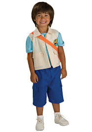kids deluxe diego costume child and toddler diego halloween costumes