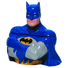 batman cookie jars for the cookie monsters of gotham