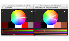 color scheme maker how to use our free magazine templates
