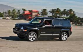 jeep patriot off road tires 2013 jeep patriot latitude 4x4 first test truck trend