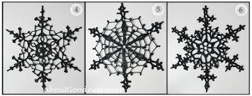 7 diy tips crochet snowflake ornaments aboutgoodness