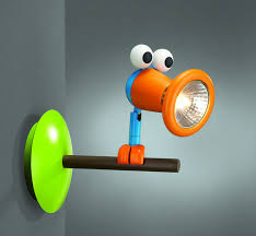 Childrens Bedroom Lighting Ideas - bedroom lighting kids bathroom lighting colorful wall light for