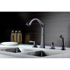 1 5 gpm kitchen faucet anzzi kf az032 soave widespread 1 5 gpm kitchen faucet includes