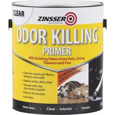 Zinsser Adhesive Remover by Zinsser Odor Killing Interior Primer 305928 Tiger Island