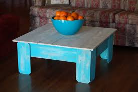 large coffee table farmhouse table square table wood table