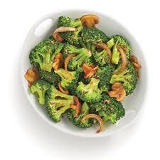 cuisiner brocolis a la poele brocoli poêlé et chignons recettes cuisine et nutrition