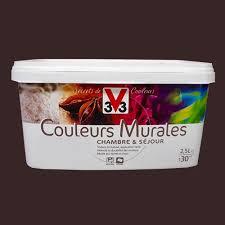 chambre d h e pas cher peinture v33 couleurs murales satin kenya pas cher en ligne