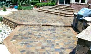 Thin Patio Pavers Pavers Concrete Crew 1 Paver Patio Concrete Edging Aiomp3s Club