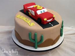 cars birthday cake cakes by becky lightning mcqueen cars birthday