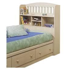 furniture home bookcase bed queen 3 interior simple design