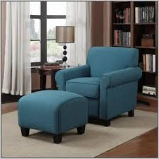 Light Blue Accent Chair Blue And White Striped Accent Chair Chairs Home Decorating