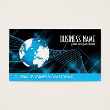 information technology business cards zazzle