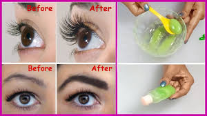 Glow In The Dark Eyelashes How To Grow Long Thick Eyelashes U0026 Eyebrows In Just 3 Days