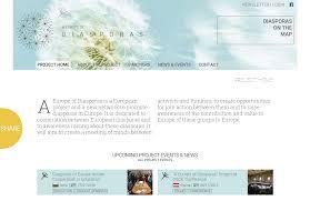 a europe of diasporas luthiers de webs