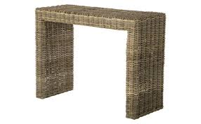 Rattan Console Table Rattan Console Jayson Home