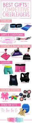 gifts for competitive an all cheer