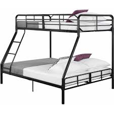 metal bunk beds full over full bed frames bunk beds contemporary
