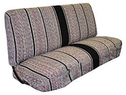 Ford Truck Upholstery Amazon Com Saddle Blanket Truck Bench Seat Cover Fits Chevrolet