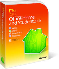 home microsoft office microsoft office 2010 home student box shot