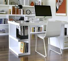 Modern Contemporary Home Office Desk Modern Office Desk Pterodactyl Me